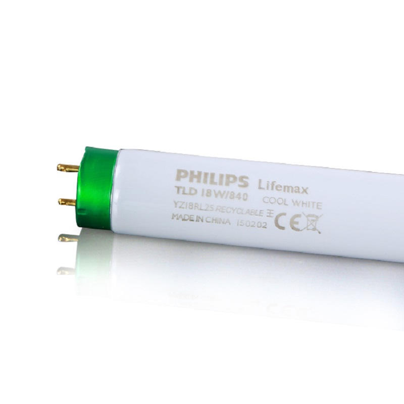 PHILIPS LIFEMAX 18W/840 T84 light box tubes
