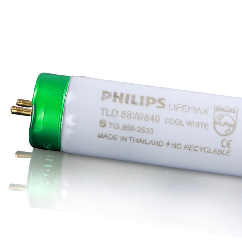 PHILIPS LIFEMAX 58W/840 TL84 light box tubes